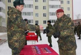 Военным дадут субсидии вместо квартир